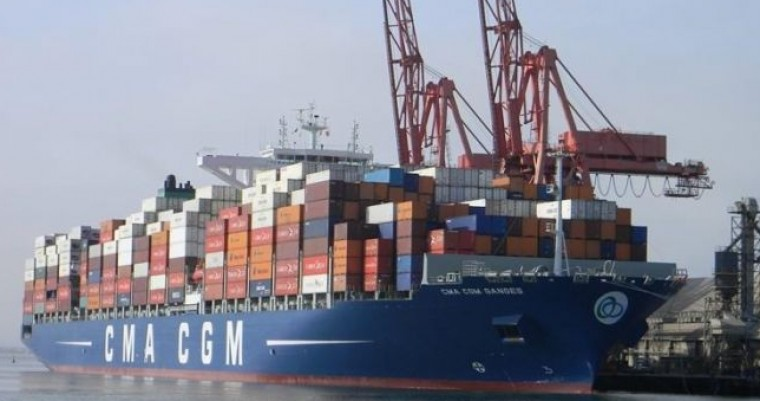 Oceanbulk - Successful delivery of C/V CMA CGM GANGES, 10,000 TEU vessel