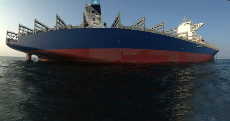 Oceanbulk - Successful delivery of C/V MAERSK SALTORO, 10,000 TEU vessel